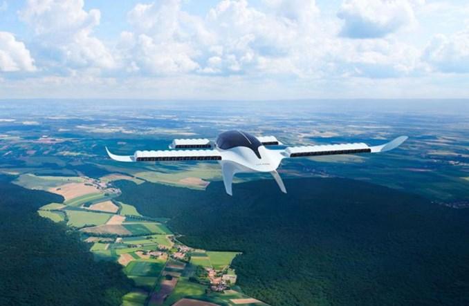 Azul planują latać 220 samolotami elektrycznymi Lilium