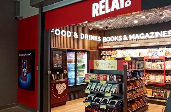 Nowa odsłona sklepu Relay. Wiodąca marka wśród marek Travel Retail otwiera sklep Relay nowej generacji na lotnisku w Pyrzowicach