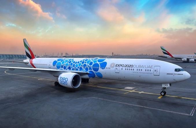 Bezpłatny Expo Day Pass w ofercie specjalnej Emirates