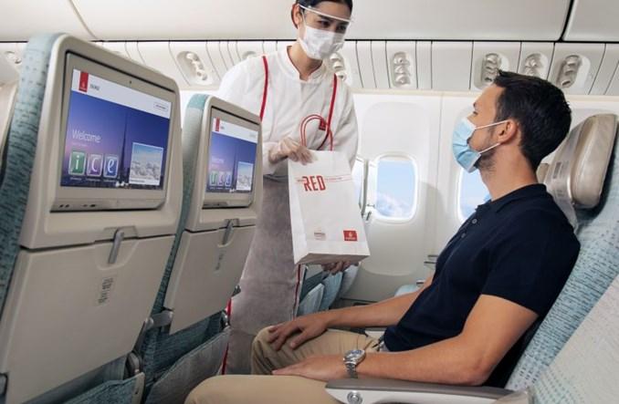 Emirates z bezcłową przedsprzedażą produktów