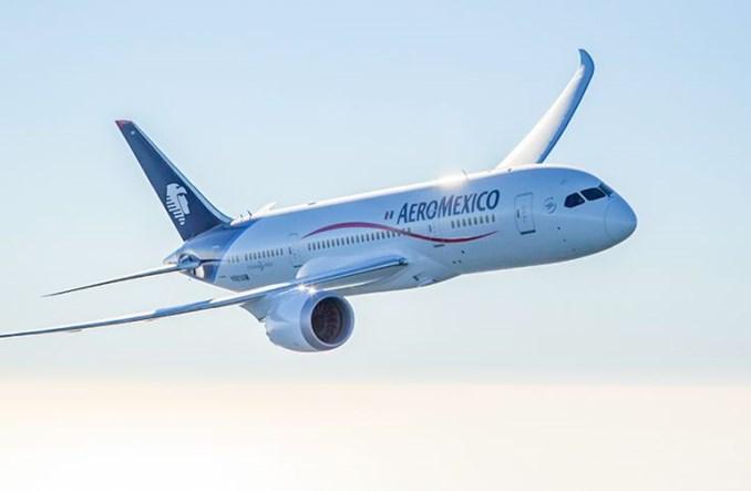 Aeromexico uruchomi zimą trzecią trasę do Madrytu