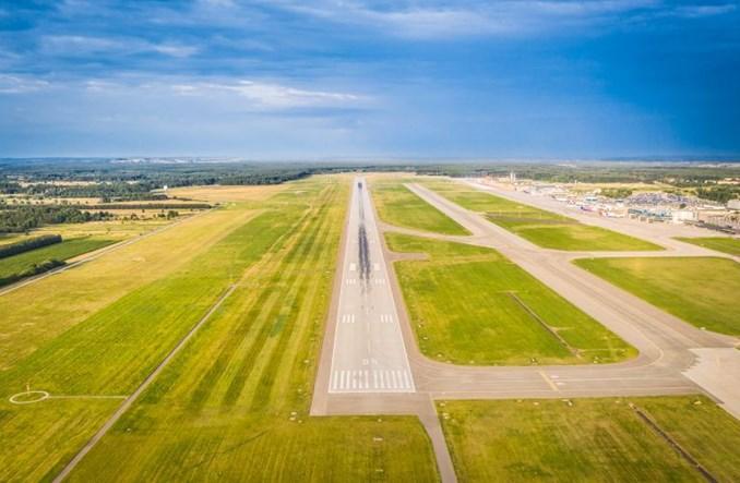 Katowice: Ponad 420 tys. pasażerów w lipcu. 64 proc. poziomu z 2019 roku