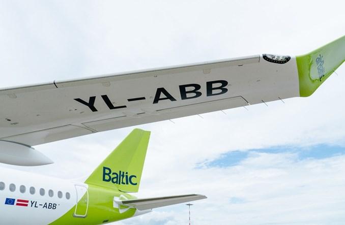 28. airbus A220-300 dla airBaltic przyleciał do Rygi. Linia otrzymała także zgodę na dodatkowy kapitał