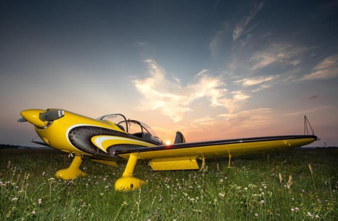 Bartolini Air odebrał pierwszy samolot CAP 10C NG (zdjęcia)