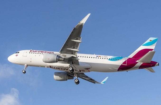 Eurowings połączą Gdańsk i Sztokholm. Piąta baza poza Niemcami