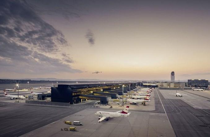 Wiedeń: Prawie 1,5 mln pasażerów w lipcu, cargo bliskie wyników z 2019 roku