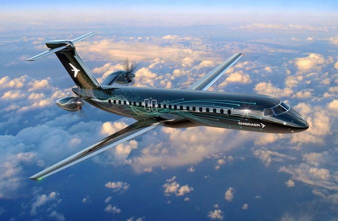 Embraer modyfikuje koncepcję nowego samolotu turbośmigłowego