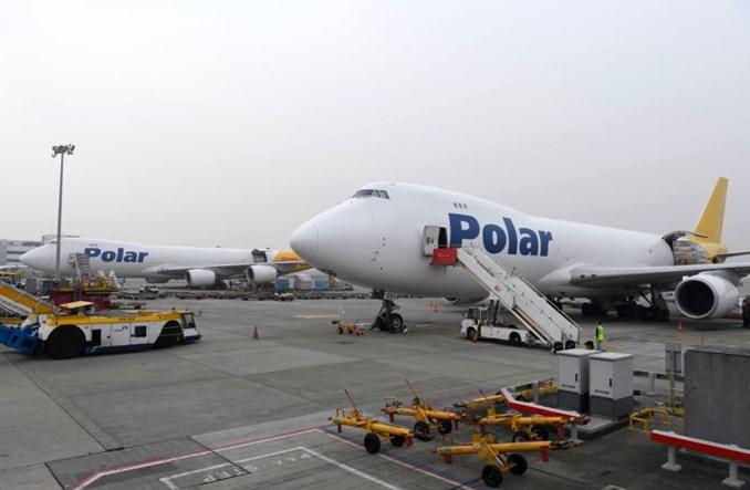 Szanghaj Pudong wstrzymuje loty cargo. Narasta kryzys w globalnych łańcuchach dostaw
