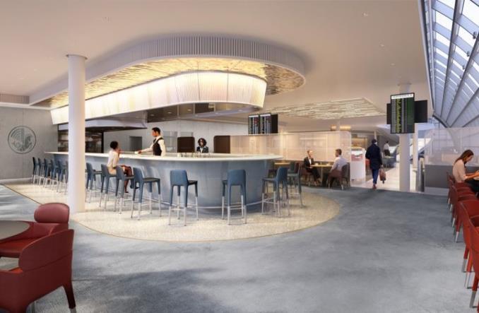 Air France otwiera nowy salon lotniskowy (zdjęcia)