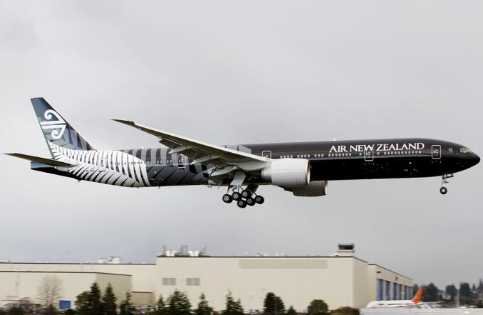 Air New Zealand porządkuje flotę i chce wycofać wszystkie boeingi B777-300ER
