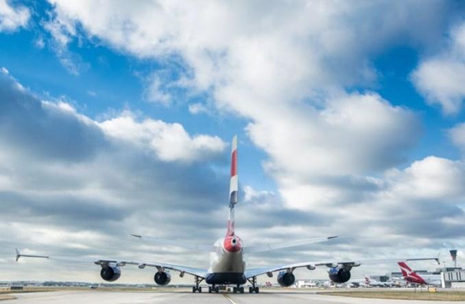 British Airways usunęły A380 z rozkładów rejsów w sezonie zimowym