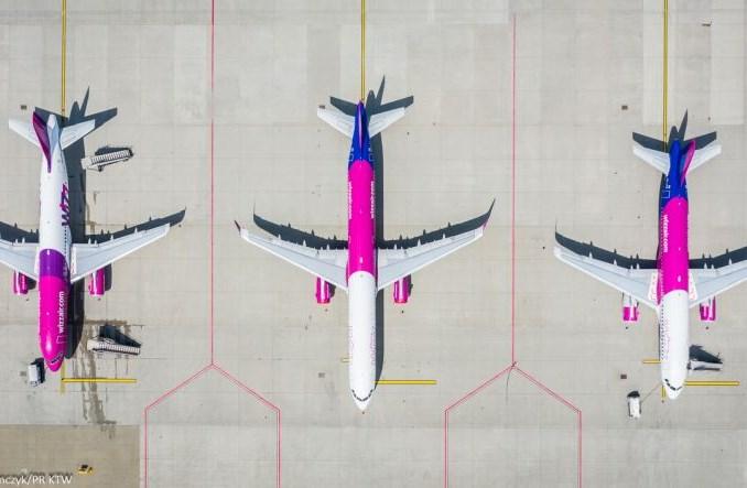 Dubaj zamiast Abu Zabi. Nowe połączenie Wizz Air z Katowic