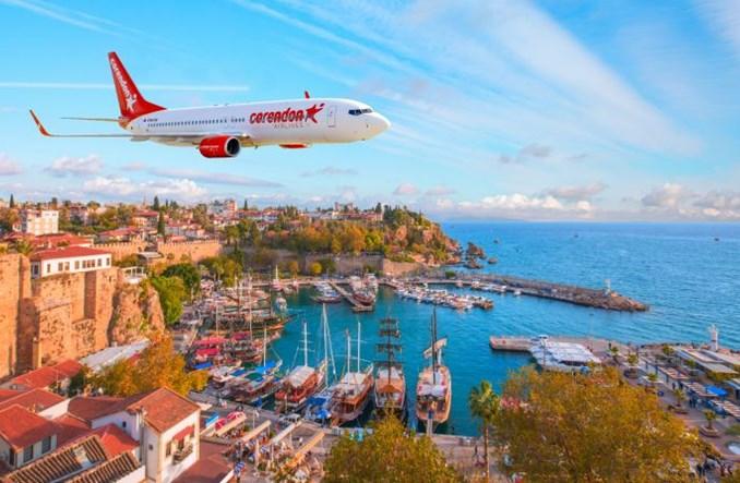 Corendon Airlines utrzymają zimą połączenia z Polski do Turcji