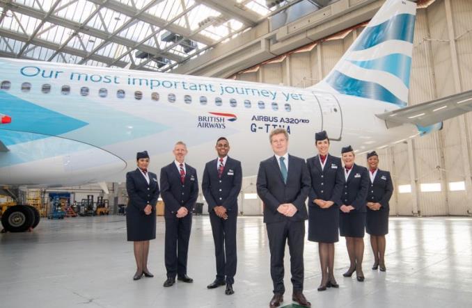 British Airways uruchomiły program zrównoważonego rozwoju BA Better World