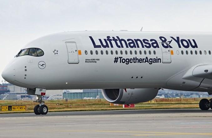 43 proc. Niemców nie chce zakazu lotów krajowych