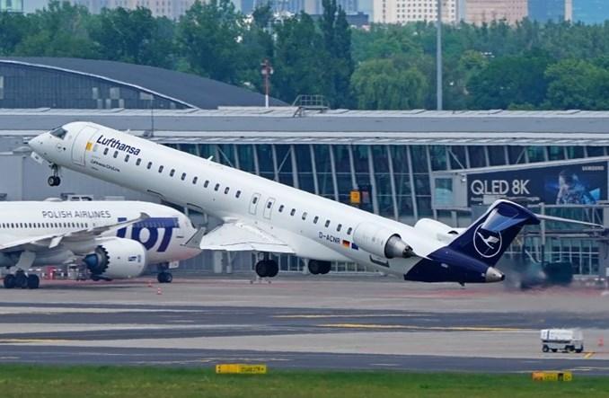 Lufthansa doleci znów do Bydgoszczy. Codzienne rejsy do Frankfurtu
