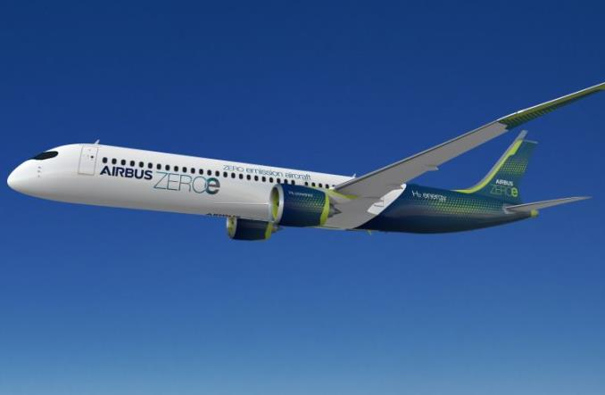 Napędy wodorowe i hybrydowe przyszłością przemysłu lotniczego?