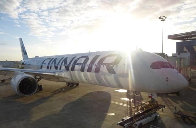 A350-900 Finnair połączą Sztokholm także z Los Angeles i Nowym Jorkiem