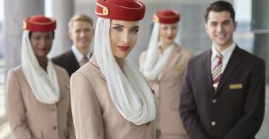 Emirates poszukują 3500 pracowników