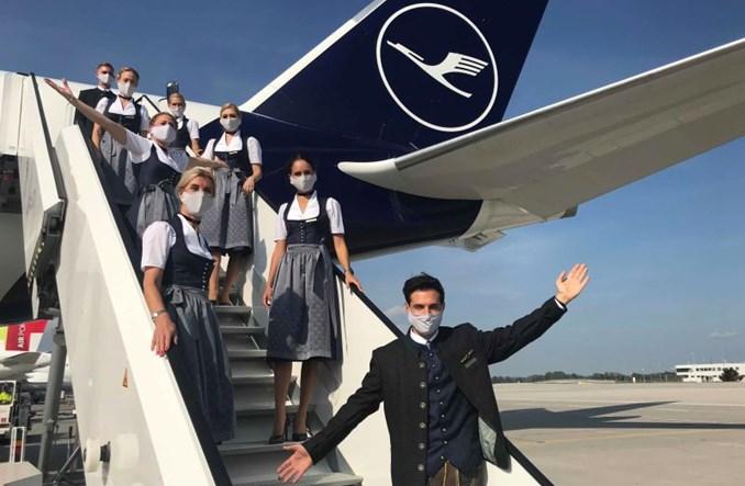 Lufthansa Trachtencrew zawita na trzech lotniskach w Polsce i poleci do USA