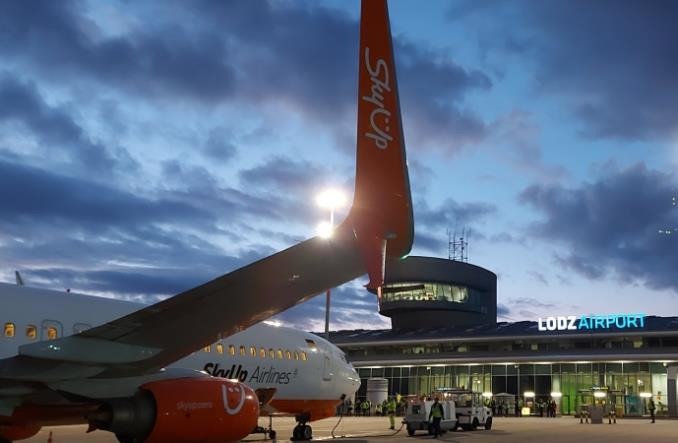 Można już latać z Łodzi do Kijowa! Wkrótce rejsy do dwóch innych miast na Ukrainie?