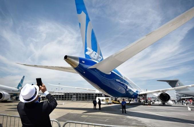 Boeing podniósł prognozy dotyczące popytu na samoloty w Chinach