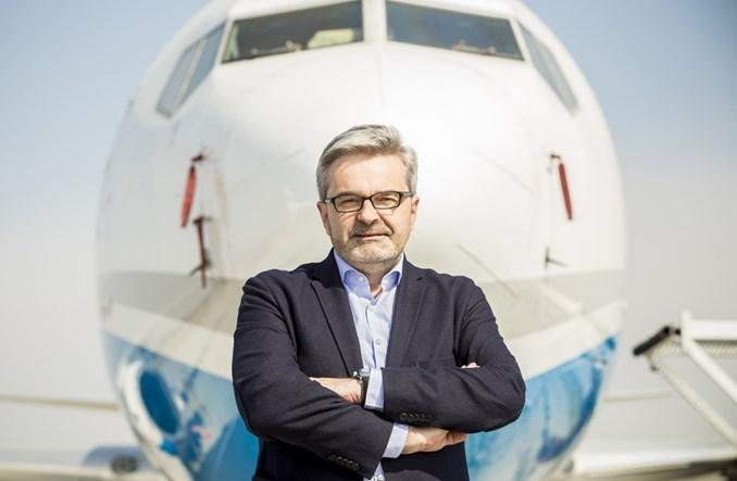 Tomasik: Ludzie chcą i lubią latać z lotnisk regionalnych