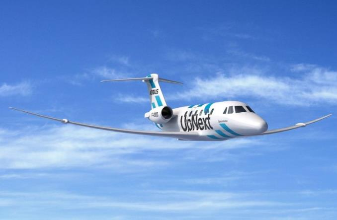 Airbus zaczyna prace nad demonstratorem skrzydła o wysokich osiągach