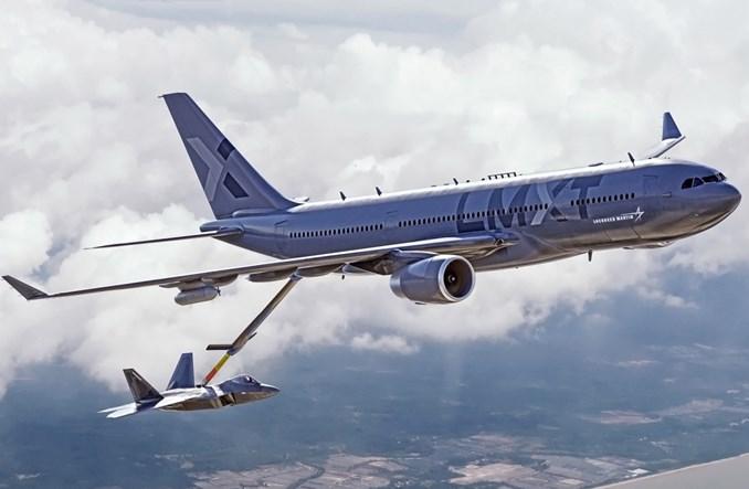 Lockheed Martin i Airbus zaoferują ulepszoną cysternę A330 MRTT dla US Air Force