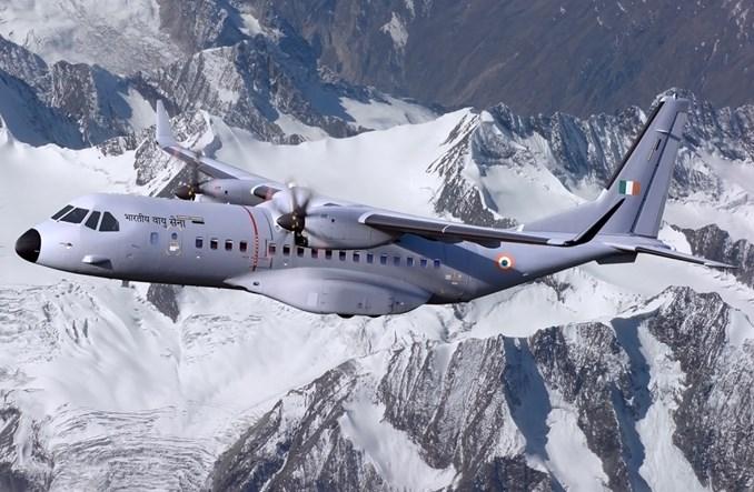Indie potwierdzają zakup 56 samolotów Airbus C295