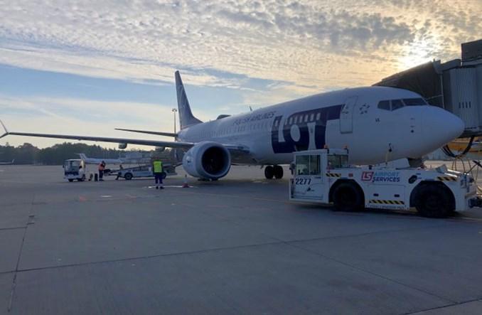 PLL LOT wróciły z połączeniem do Dubaju