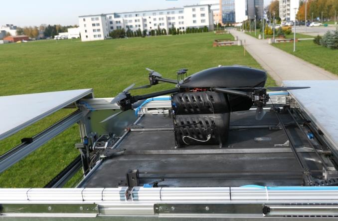 Sosnowiec: Transport dronami - pilotażowy program coraz bliżej