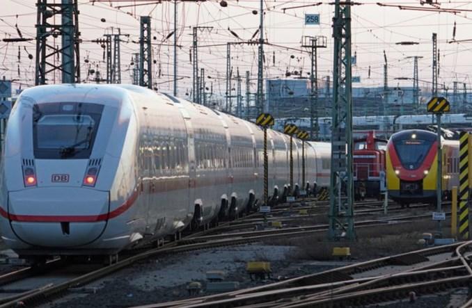 Kolej chce zastąpić w Niemczech nawet co piąty krajowy lot