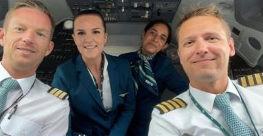 Skandynawia: Loty już bez masek. Flyr, Norwegian i SAS zniosły nakaz zakrywania twarzy