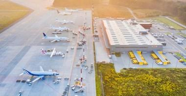 Katowice: Duży wzrost przewozów cargo we wrześniu