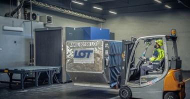 Warszawa: Nowy skaner do kontroli bezpieczeństwa w LS Cargo Terminal