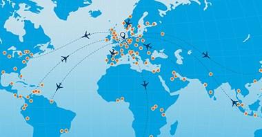 KLM z nowym narzędziem do planowania podróży