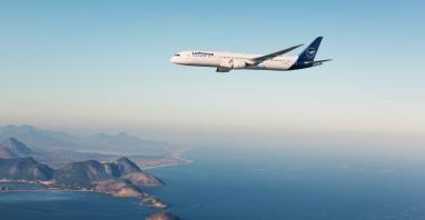 """Dreamliner """"Berlin"""". Tak Lufthansa nazwała pierwszego B787-9"""