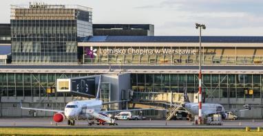 Lotnisko Chopina: Trzeci milion na koniec kwartału, Londyn znów najpopularniejszy