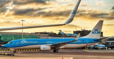 KLM: Zimą cztery nowe dalekie trasy. Rejsy do 90 miejsc w Europie