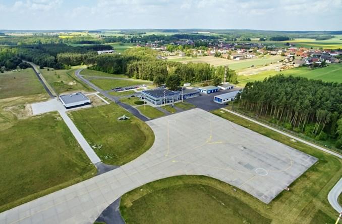 Zielona Góra świętuje 60-lecie lotniska