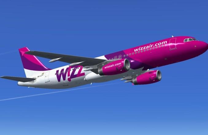 Wizz Air otwiera nowe trasy z Katowic i Wrocławia