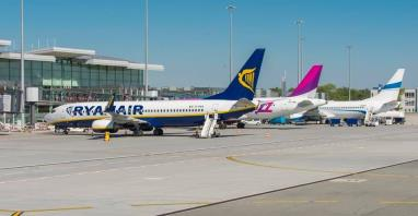 Komorek: W 2024 r. Ryanair przekroczy barierę 200 mln pasażerów rocznie