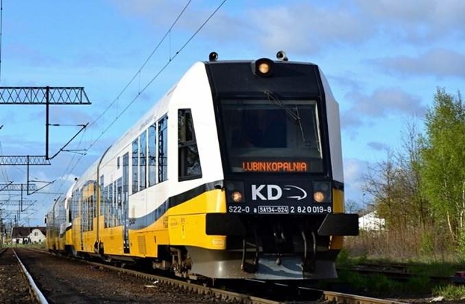 Lubin: Samorząd wspiera budowę CPK i też liczy na budowę kolei