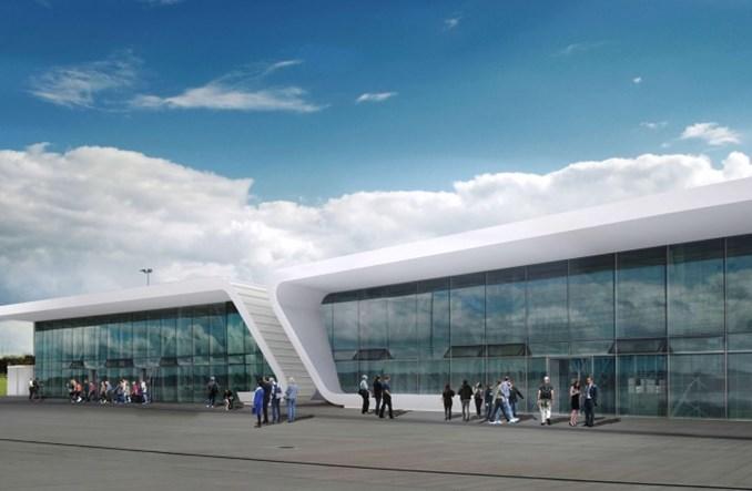 Strabag rozbuduje terminal lotniska w Lublinie
