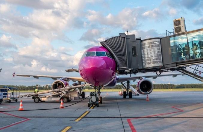 Wizz Air uruchamia trzy nowe trasy z Polski