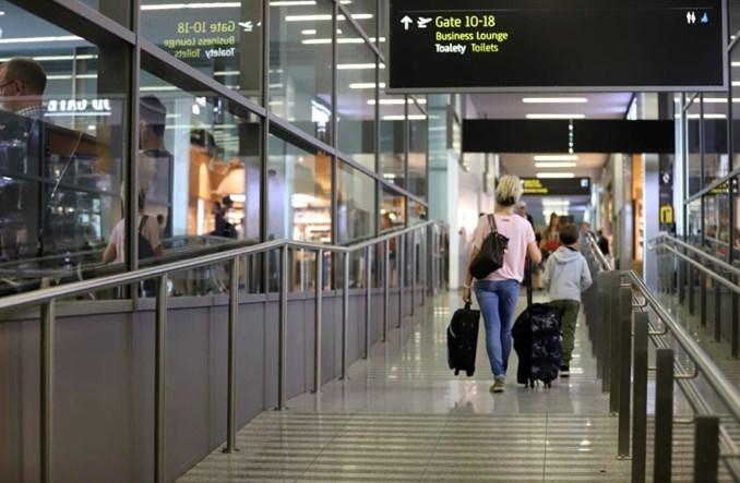 Listopad w Kraków Airport