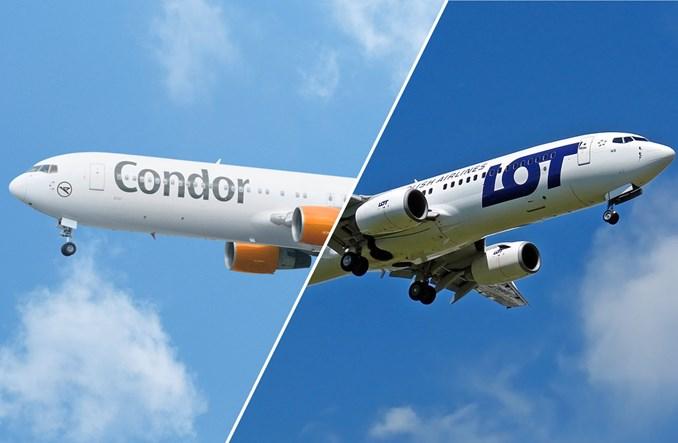 Lufthansa krytykuje PGL za przejęcie Condora