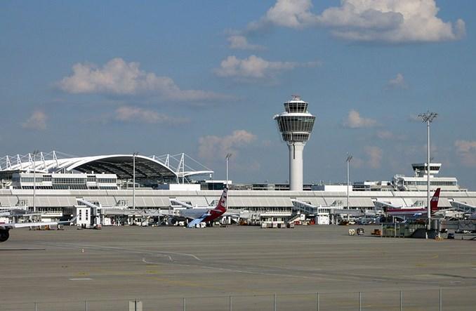 Lotnisko w Monachium czwartym największym europejskim hubem