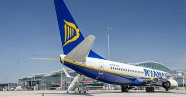 Ryanair: Rekordowy rok pod względem nowych tras. Aż 60 kierunków w 2018